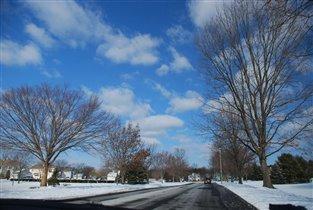 Зимняя дорога!