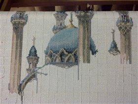 Мечеть 2 недели работы