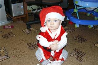 Вот он, Дедушка Мороз!!