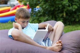 Подтверждение авторства на конкурс'Юные книголюбы'