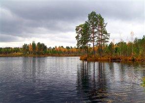 Холодный октябрь 2012