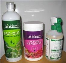 Biokleen & Charlie's soap