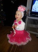 Моя веселая фламинго!!