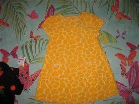Gymboree платье 18-24 мес., 300 руб.