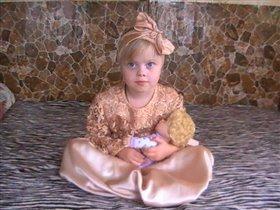 Елизавета в свой день рождения.