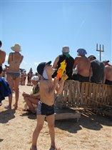 Пляжный сезон:)