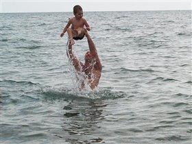 я плаваю...или летаю?:)