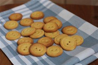 Печенье лимонное 'Мечта рукодельницы'