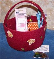 Осенняя корзинка 2012 от Мама Пелагеи