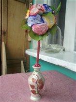 Топиарий 'Цветочный Блюз'