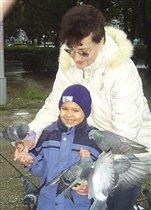 Летите голуби)))