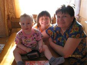 В гостях у бабули