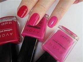 Вызов, клубника, Изящный розовый