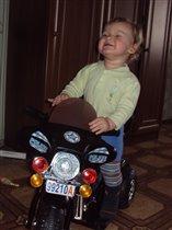 Мой любимый мотоцикл!