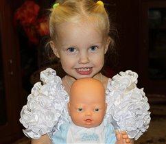 Это я и куколка моя)