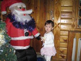 Ты точно Дед Мороз???
