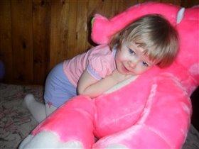 Мой большой розовый друг!