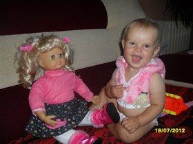 Раздела любимую куклу!