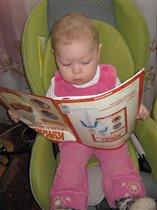 А для нашей малышки Аришки лучшие игрушки-книжки!!