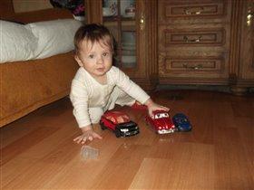 Машинки-самые любимые игрушки