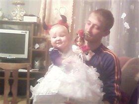 Куколка с куклой