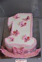 Торт Единичка
