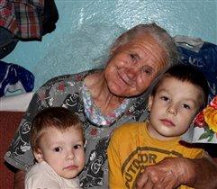 Любимая прабабушка.