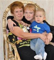 Мое богатство-мои любимые внучата))