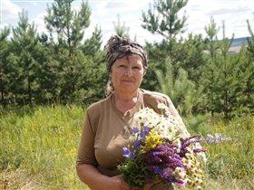 Цветы - самое лучшее украшение женщины!
