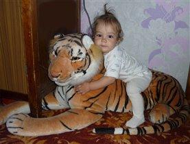 Верхом на Тигре...несусь на встречу ветрам....