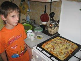 Наша домашняя пицца