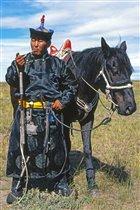 Открытие выставки 'Традиционная культура и быт тувинцев'