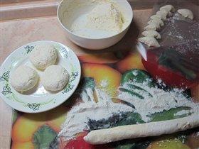 Сырники и ленивые вареники одновременно