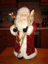 Дед Мороз от Жу-жу не скажу