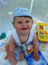 Самый улыбчевый малыш!