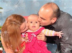 Самый лучший подарочек - поцелуй