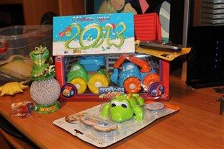 Подарок от Марины(Mari6a)!!!НГ 2013!