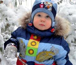Прогулки по зимнему лесу , укрепляют иммунитет)