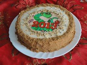 Торт 'Моккачино'