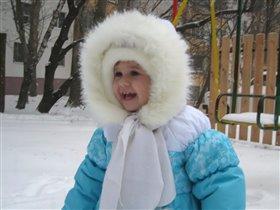 Зимняя прогулка!