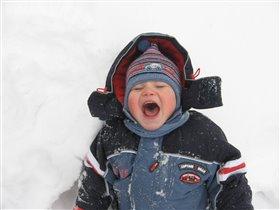 Я морозов не боюсь, громко, весело смеюсь! )))