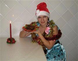 Мои праздничные котлетки!!!