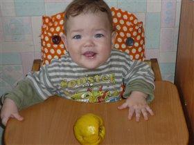Мой Тамерланчик - нам 11 месяцев!