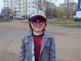 Смотрю на мир сквозь розовые очки ;))))))))))