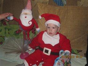 Мой любимый Санта Клаус