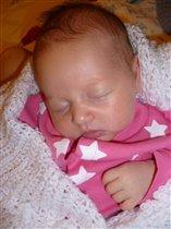 Четвертое мамино счастье-маленький ангел Шунечка.
