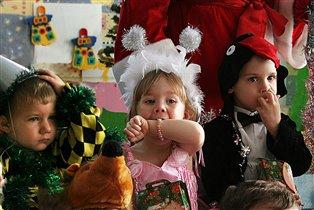 Дед мороз, не томи, давай уже подарки!