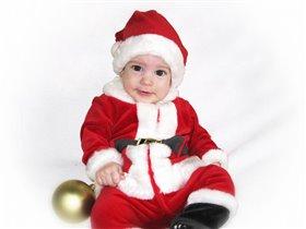 Мой любимый Санта!