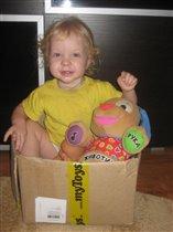 Наша любимая игрушка!