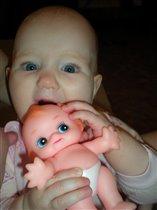 любимая кукла ЛЯЛЯ